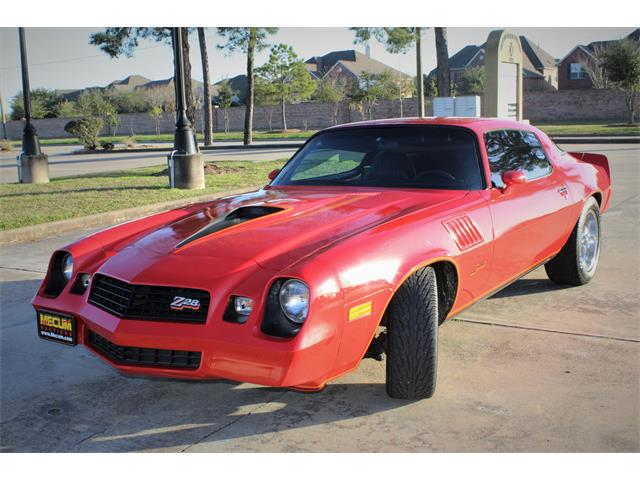 1978 Chevrolet Camaro Z28 (CC-1437894) for sale in Cypress, Texas