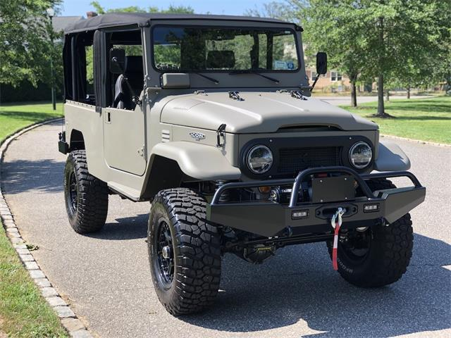 1971 Toyota Land Cruiser FJ (CC-1437896) for sale in SOUTHAMPTON, New York