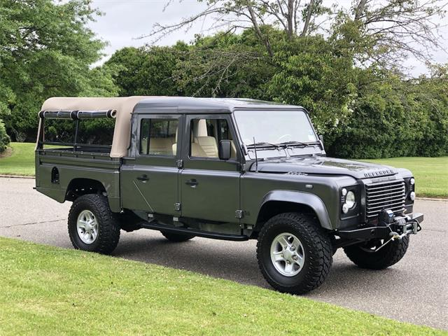 1985 Land Rover Defender (CC-1437898) for sale in SOUTHAMPTON, New York