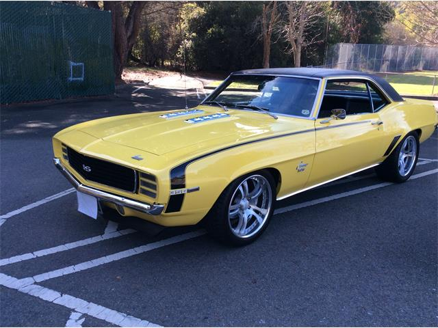 1969 Chevrolet Camaro RS/SS (CC-1437902) for sale in San Ramon , California
