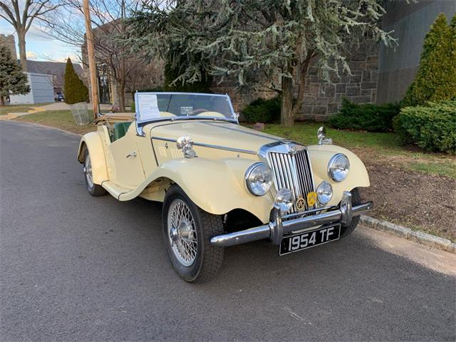 1954 MG TF (CC-1437904) for sale in Astoria, New York