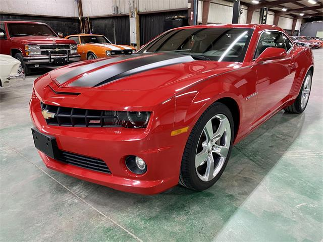 2010 Chevrolet Camaro SS (CC-1437906) for sale in Sherman, Texas