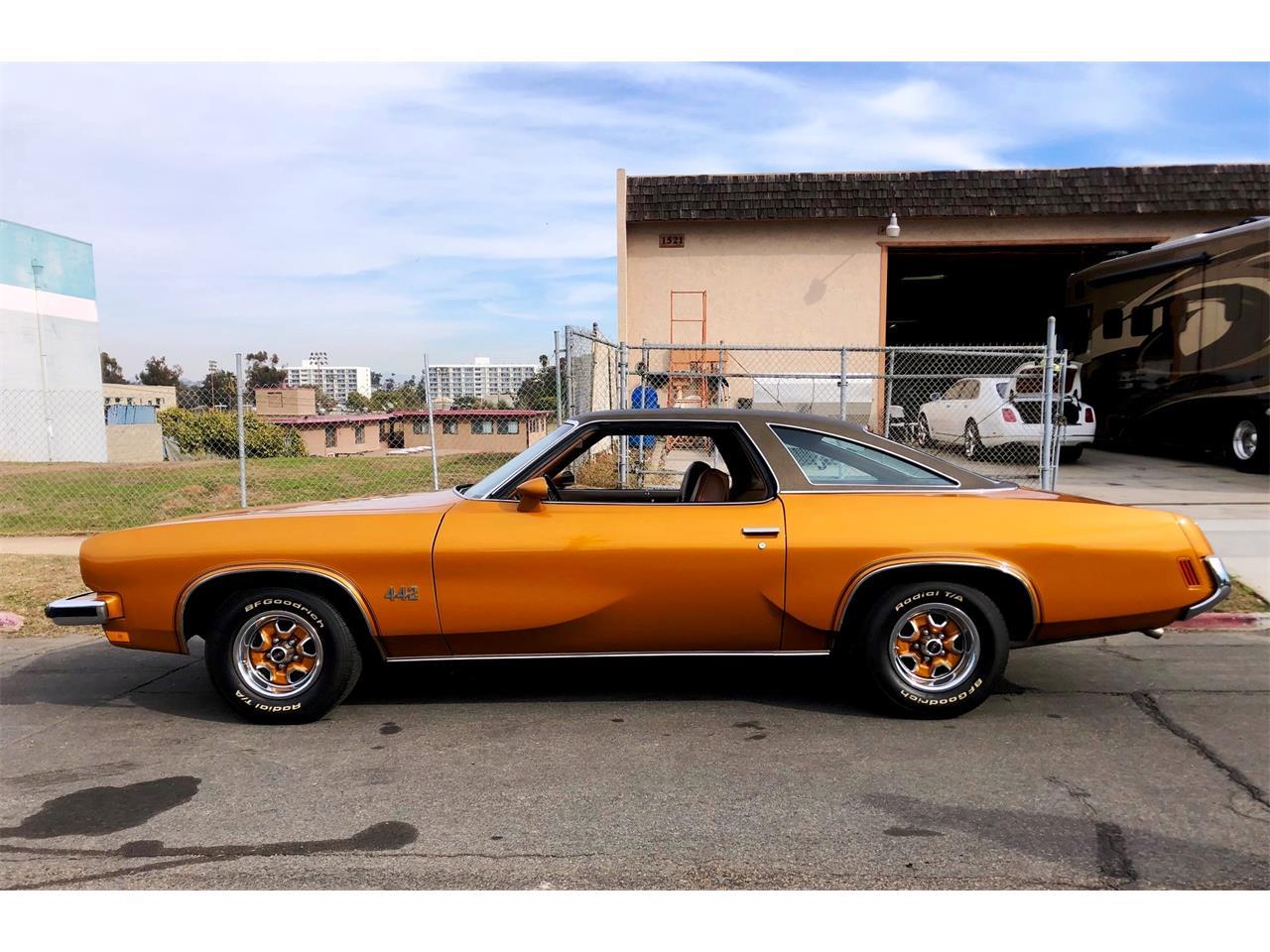 1973 Oldsmobile 442 (CC-1437911) for sale in orange, California