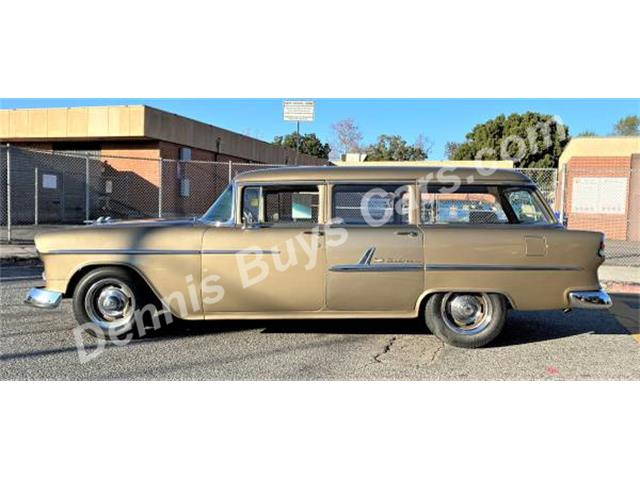 1955 Chevrolet Bel Air Wagon (CC-1437914) for sale in Los Angeles, California