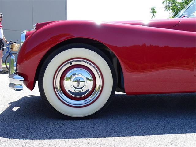 1957 Jaguar XK140 (CC-1430792) for sale in O'Fallon, Illinois