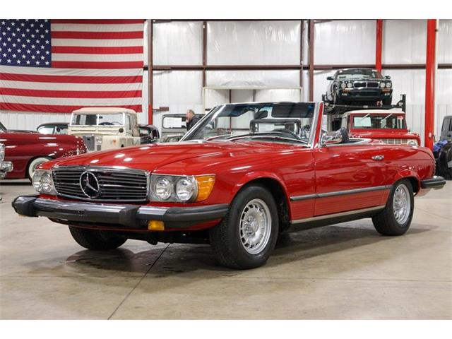 1975 Mercedes-Benz 450SL (CC-1437926) for sale in Kentwood, Michigan