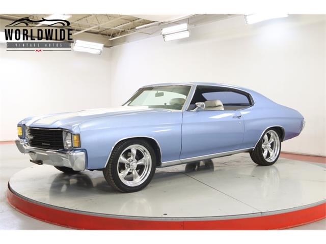 1972 Chevrolet Chevelle (CC-1437928) for sale in Denver , Colorado