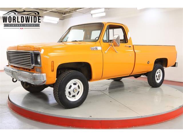 1977 Chevrolet K-20 (CC-1437931) for sale in Denver , Colorado