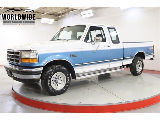 1993 Ford F150 (CC-1437938) for sale in Denver , Colorado