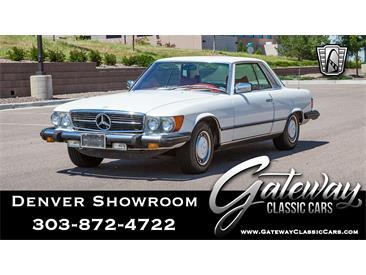 1977 Mercedes-Benz 450SLC (CC-1437944) for sale in O'Fallon, Illinois