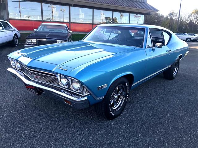 1968 Chevrolet Chevelle SS (CC-1437951) for sale in Stratford, New Jersey