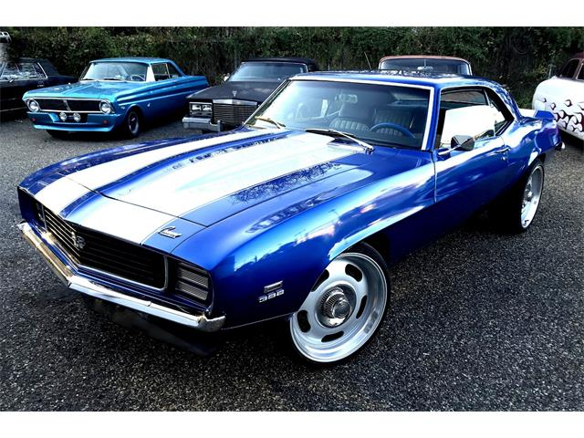 1969 Chevrolet Camaro SS (CC-1437954) for sale in Stratford, New Jersey