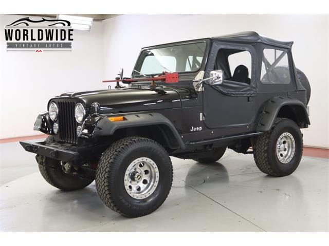 1979 Jeep CJ (CC-1437957) for sale in Denver , Colorado