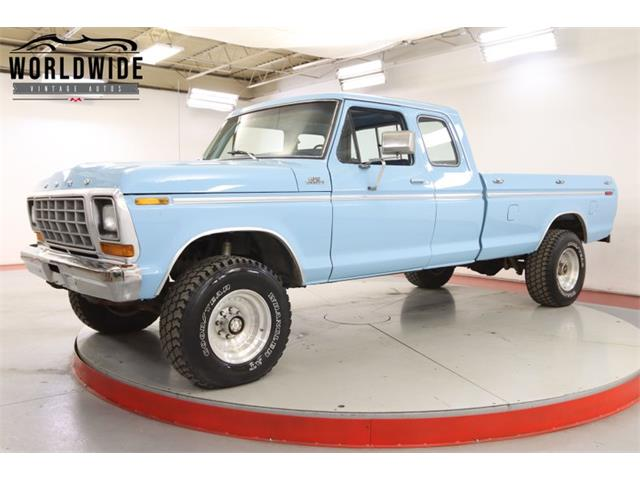 1979 Ford F250 (CC-1437959) for sale in Denver , Colorado