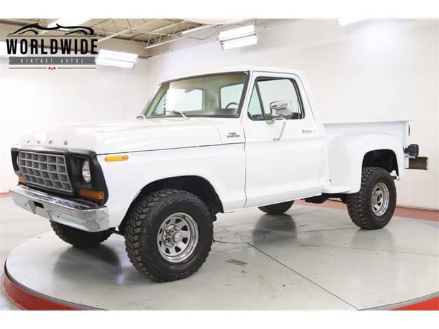 1978 Ford F150 (CC-1437969) for sale in Denver , Colorado