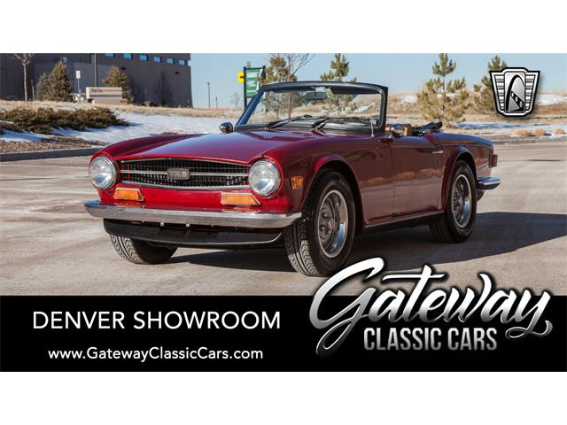 1974 Triumph TR6 (CC-1437971) for sale in O'Fallon, Illinois