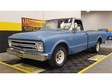 1967 Chevrolet C10 (CC-1437973) for sale in Mankato, Minnesota