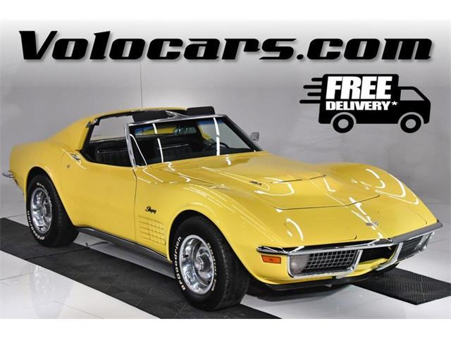 1970 Chevrolet Corvette (CC-1437980) for sale in Volo, Illinois