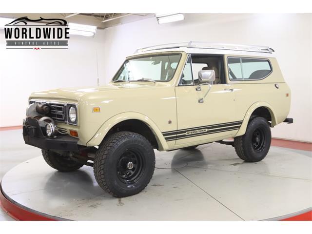 1979 International Scout (CC-1437981) for sale in Denver , Colorado