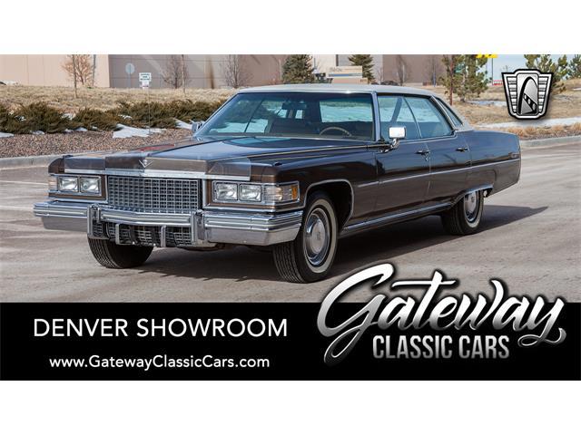 1976 Cadillac DeVille (CC-1437982) for sale in O'Fallon, Illinois