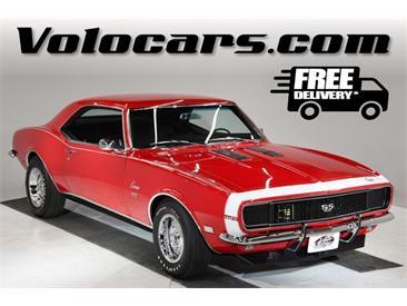 1968 Chevrolet Camaro (CC-1437985) for sale in Volo, Illinois