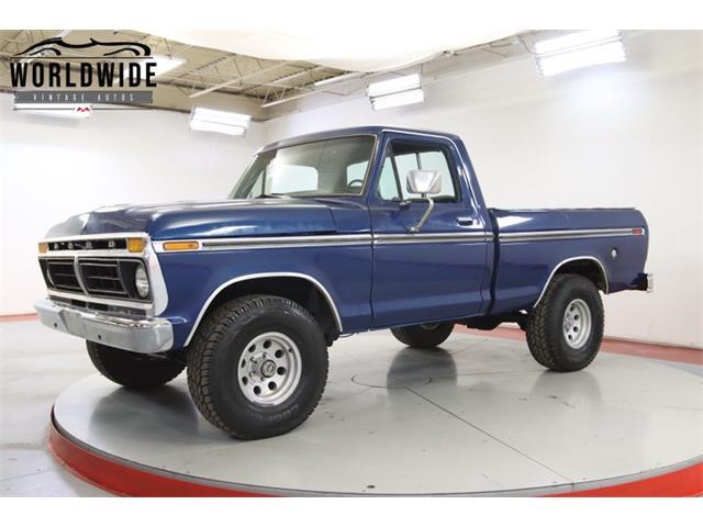 1976 Ford F150 (CC-1437990) for sale in Denver , Colorado