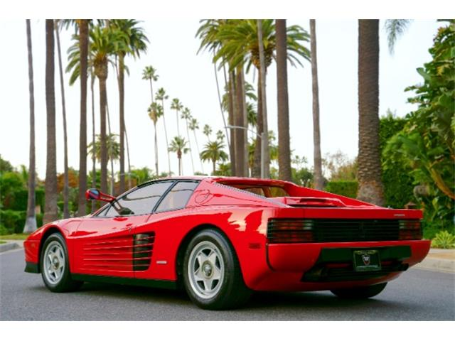 1986 Ferrari Testarossa (CC-1437991) for sale in Beverly Hills, California
