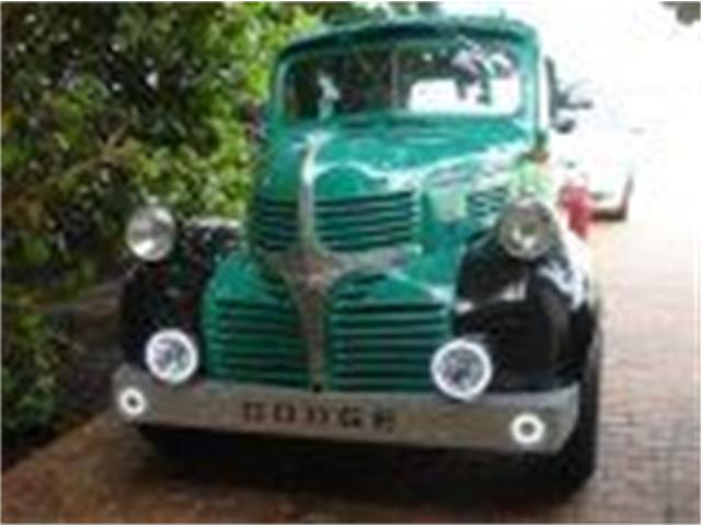 1947 Dodge WC Series (CC-1437998) for sale in Cadillac, Michigan