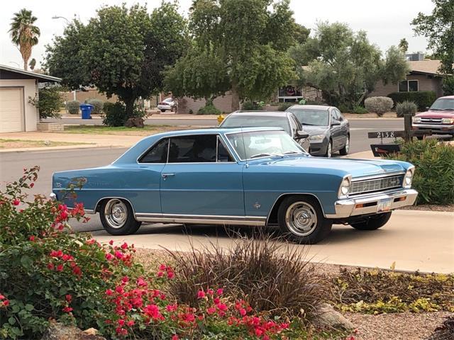 1966 Chevrolet Nova II SS (CC-1430080) for sale in Gilbert, Arizona