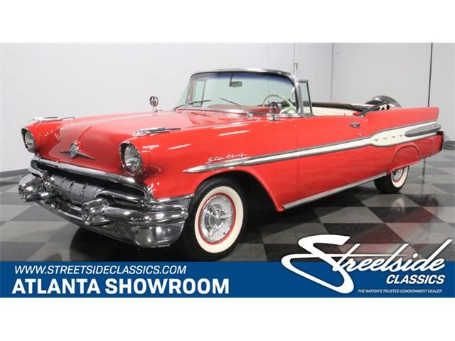 1957 Pontiac Star Chief (CC-1430800) for sale in Lithia Springs, Georgia