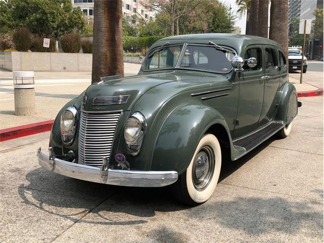1937 Chrysler Airflow (CC-1438000) for sale in Glendale, California