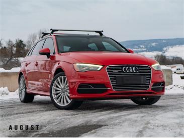2016 Audi A3 (CC-1438003) for sale in Kelowna, British Columbia