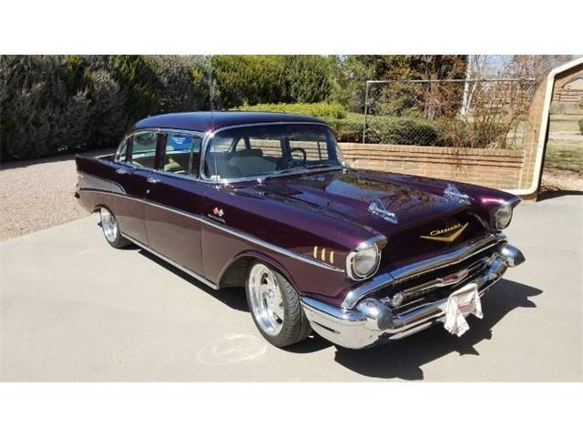 1957 Chevrolet Custom (CC-1438012) for sale in Cadillac, Michigan
