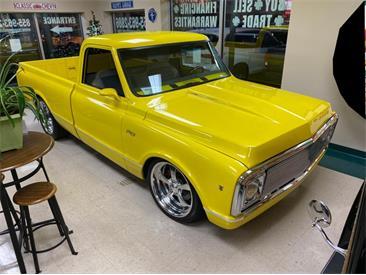 1972 Chevrolet C10 (CC-1438017) for sale in Greensboro, North Carolina