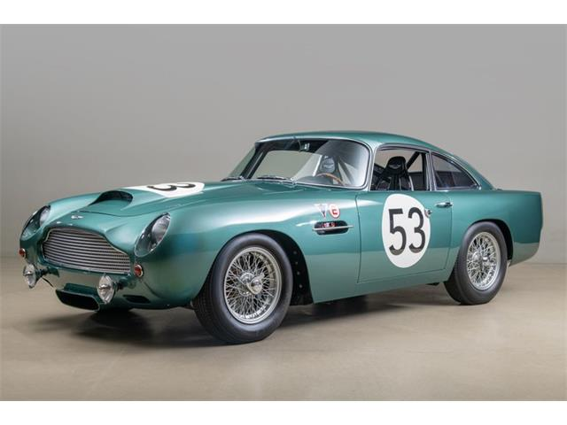 1962 Aston Martin DB4 (CC-1438023) for sale in Scotts Valley, California