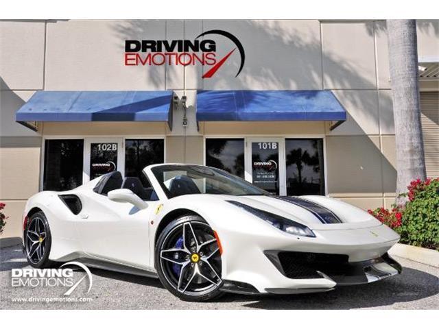 2019 Ferrari 488 Pista Spider (CC-1438028) for sale in West Palm Beach, Florida