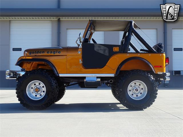 1977 Jeep CJ5 (CC-1430804) for sale in O'Fallon, Illinois