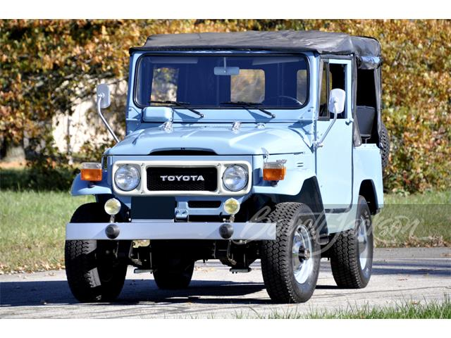 1982 Toyota Land Cruiser FJ (CC-1438041) for sale in Scottsdale, Arizona