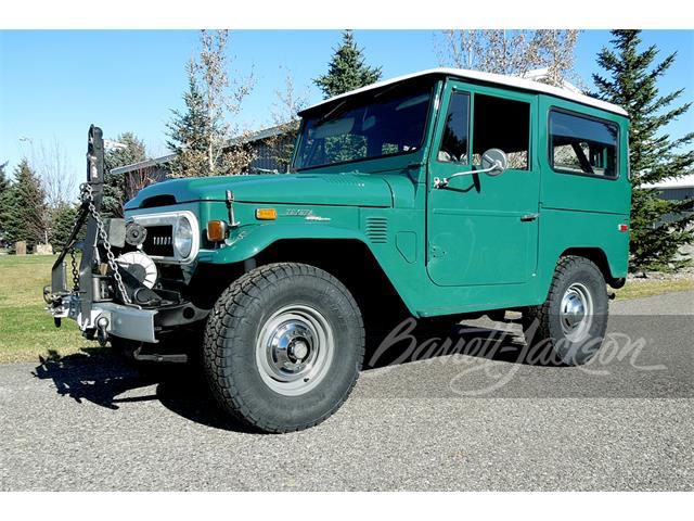 1972 Toyota Land Cruiser FJ (CC-1438044) for sale in Scottsdale, Arizona