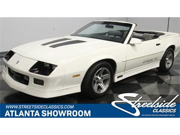 1988 Chevrolet Camaro (CC-1430805) for sale in Lithia Springs, Georgia