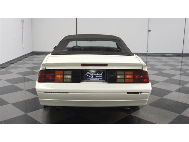 1988 Chevrolet Camaro (CC-1430805) for sale in Lithia Springs, Georgia