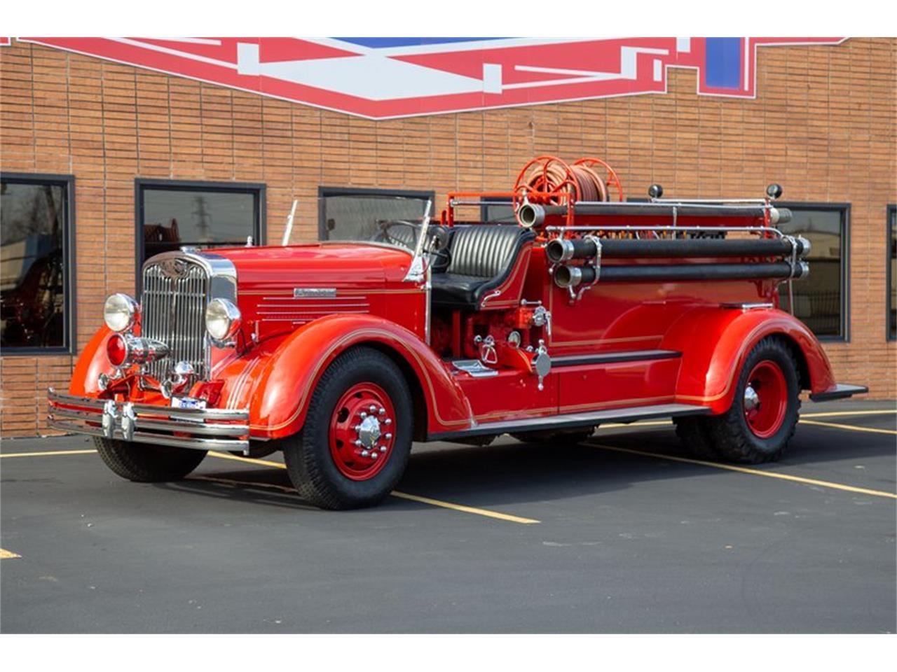 1937 Autocar Pumper (CC-1438055) for sale in St. Louis, Missouri
