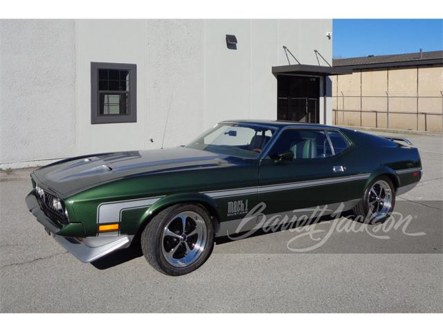 1971 Ford Mustang Mach 1 (CC-1438059) for sale in Scottsdale, Arizona