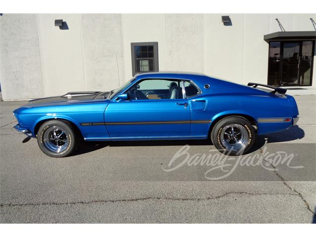 1969 Ford Mustang Mach 1 (CC-1438061) for sale in Scottsdale, Arizona