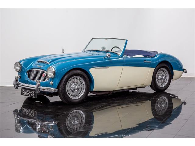 1958 Austin-Healey 100-6 (CC-1438064) for sale in St. Louis, Missouri
