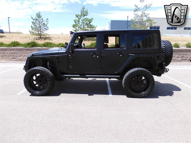 2016 Jeep Wrangler Rubicon (CC-1438078) for sale in O'Fallon, Illinois
