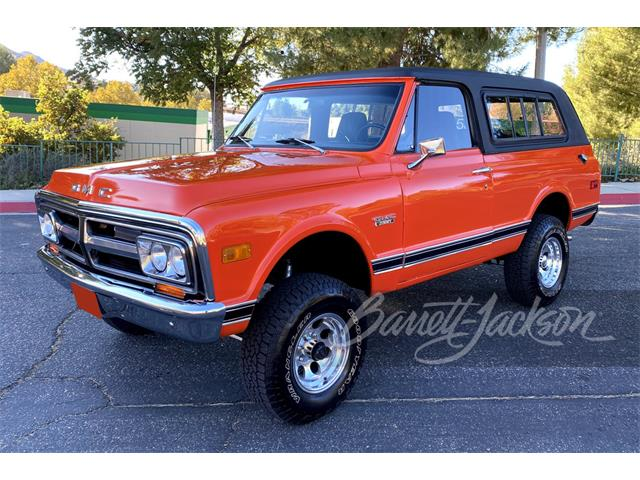 1972 GMC Jimmy (CC-1438079) for sale in Scottsdale, Arizona