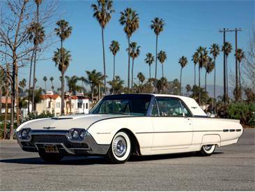 1962 Ford Thunderbird (CC-1438094) for sale in Marina Del Rey, California