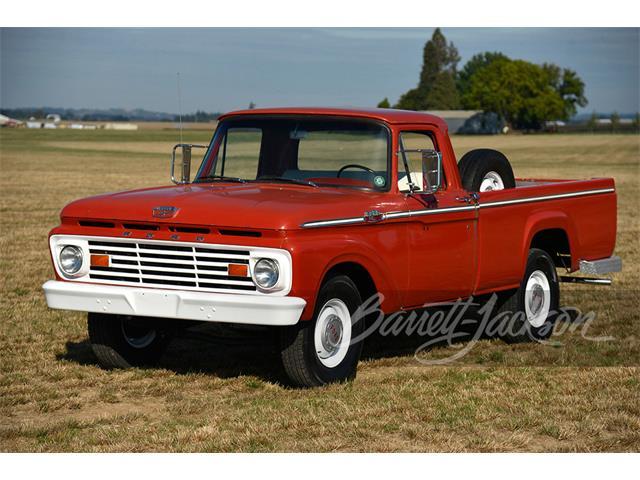 1963 Ford F100 (CC-1438095) for sale in Scottsdale, Arizona