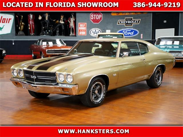 1970 Chevrolet Chevelle (CC-1438098) for sale in Homer City, Pennsylvania